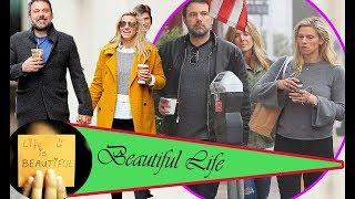 Ben Affleck strolls with blonde mystery woman in LA days after splitting girlfriend Lindsay Shookus