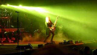 Trans-Siberian Orchestra (TSO) - Guitar solo, electric violin, and fire (pyro)