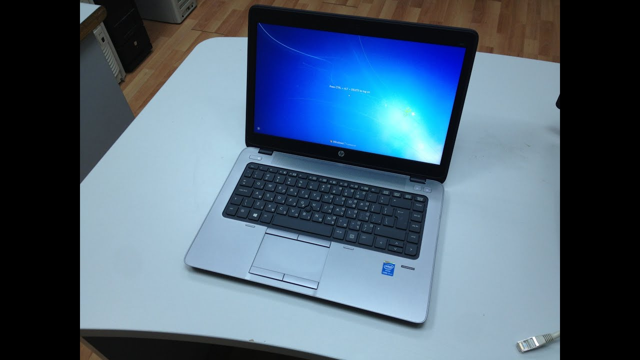 HP EliteBook 850 G1 Vista