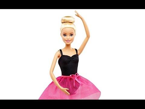 Barbie  Ballet Instructor