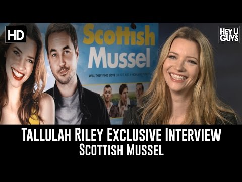 Writer / Director Talulah Riley on her Debut film Scottish Mussel
