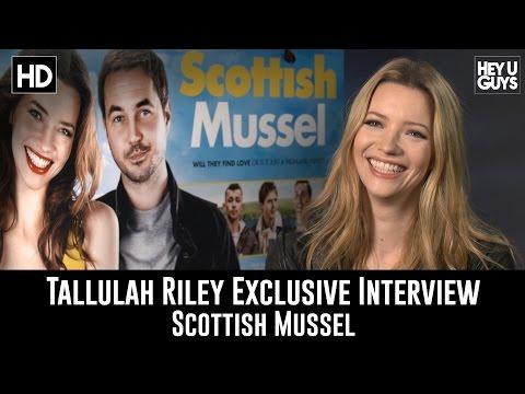Writer  Director Talulah Riley on her Debut film Scottish Mussel