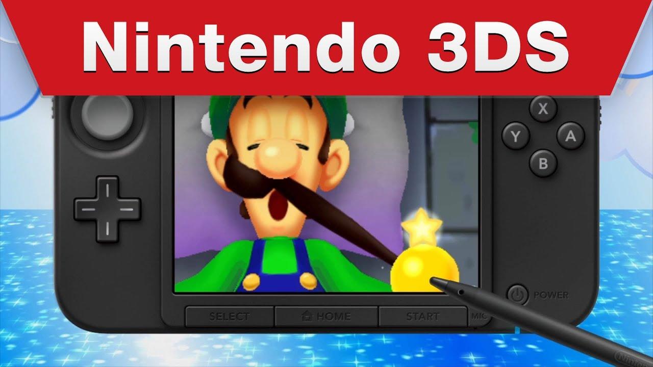 Nintendo 3ds Mario Luigi Dream Team Launch Trailer Youtube