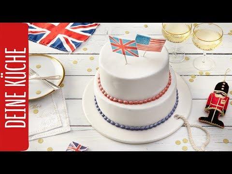 Royale Hochzeitstorte Unser Beitrag Zur Hochzeit Des Jahres