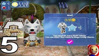 Run Sackboy - Gameplay Walkthrough Part5 - (iOS, Android)