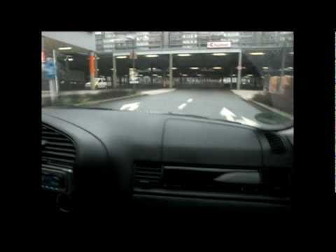 BMW E36 328i coupe drifting sound