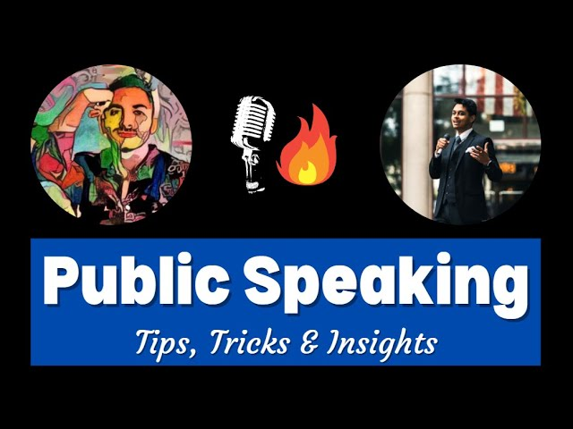 Interview on Public Speaking, Soft Skills and Creativity