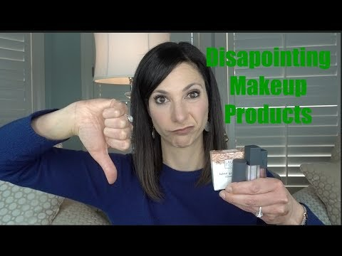 Disappointing Makeup Products| Makeup Fails | Dr. Dani Fisher