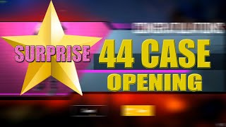 44+ CASE OPENING || LIKE & SUBSCRIBE || სიურპრიზიიიიიიიიი 😱😱😱