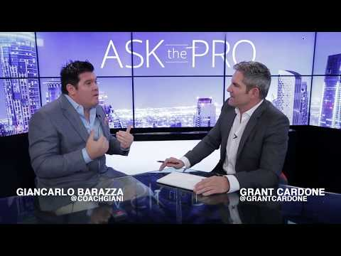 Grant Cardone Interviews Affiliate Marketing Millionaire Coach Giani