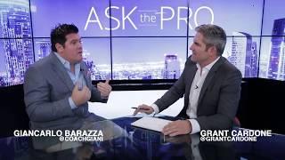 Grant Cardone Interviews Affiliate Marketing Millionaire Coach Giani