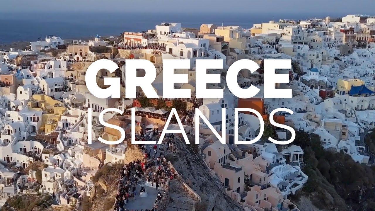 10 Most Beautiful Island in Greece - Travel Video