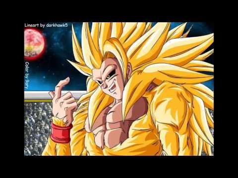 fotos de goku fase 4 dorado  YouTube
