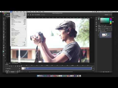 Tutorial Membuat Gif Dari Video Dengan Adobe Premiere Dan Photoshop
