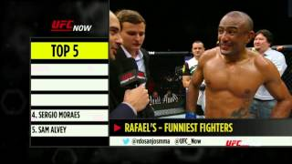 UFC Now Ep. 311: Top 5 Funniest Fighters
