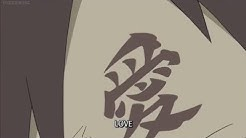The Truth About Gaara's Sign - Gaara Trying To Protect Shukaku