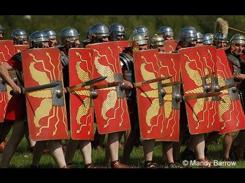 The Roman Legions - The Roman Army Documentary