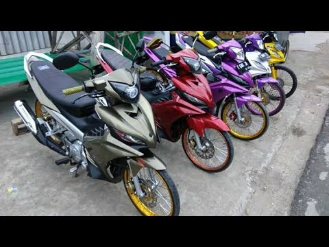Kumpulan Modifikasi Jupiter Mx Baby Look 2018