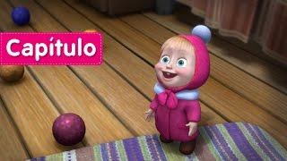 masha y el oso   navidad iluminada  capítulo 3  dibujos animados en español