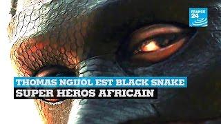 "Thomas Ngijol sera ""Black Snake"", ""le 1er super-héros africain"" - INTERVIEW"