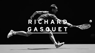 Gasquet And His Backhand