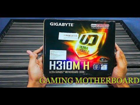 gigabyte h310m h display drivers