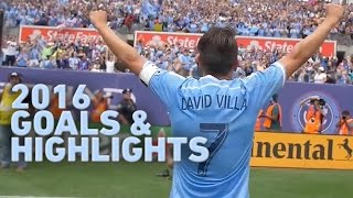 Video David Villa 2016 MLS Goals & Highlights download MP3, 3GP, MP4, WEBM, AVI, FLV Juli 2018