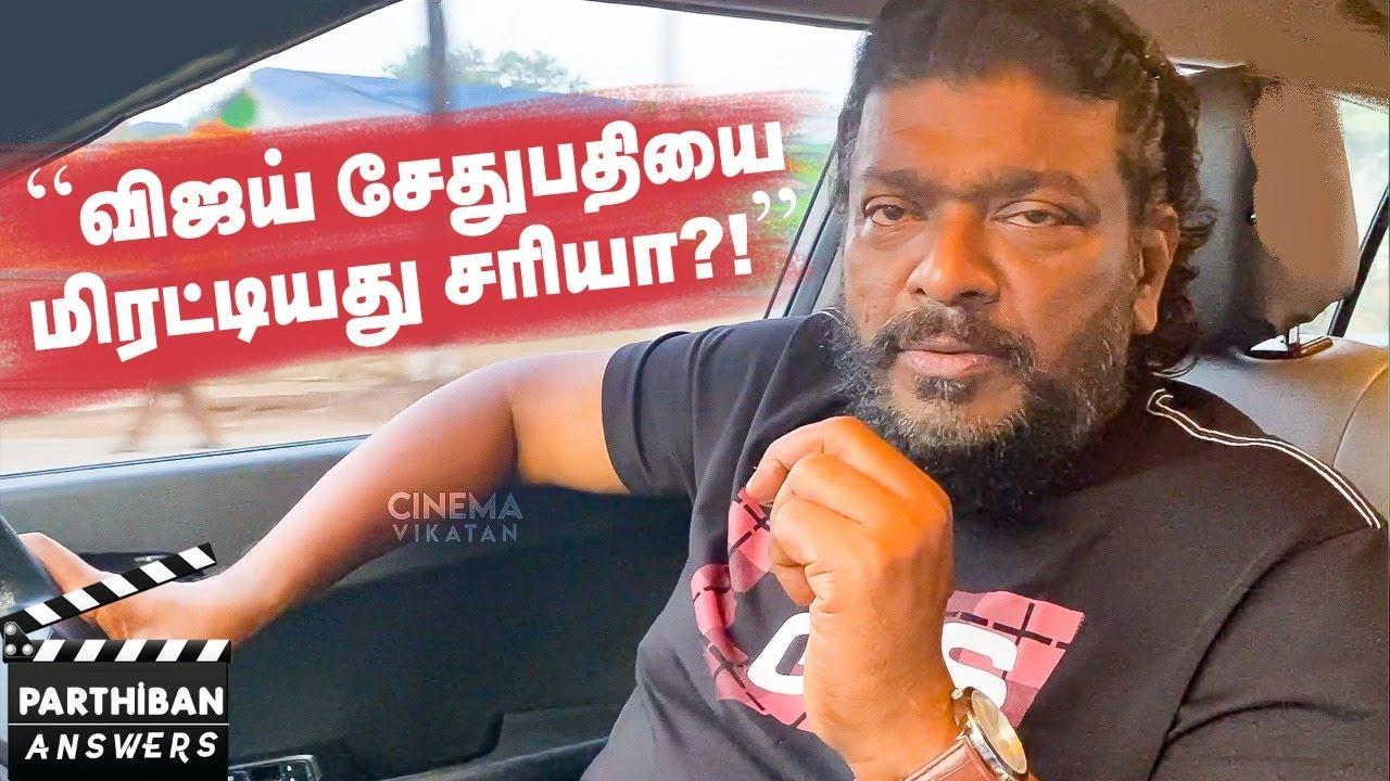 What's Wrong With Vijay Sethupathi Doing Murali Biopic ? - Parthiban Clarifies