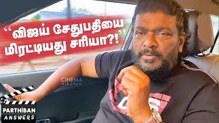 What's Wrong With Vijay Sethupathi Doing Murali Biopic? – Parthiban Clarifies