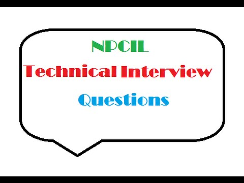 NPCIL Technical Interview Questions for Mechanical Engineering