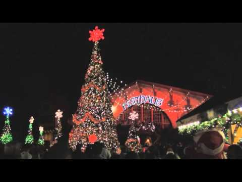 Christmas Town And Colonial Williamsburg