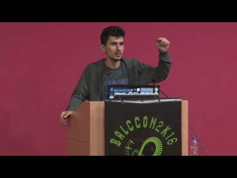 BalCCon2k16 - Onuralp Sezer - NodeJS and electronic world development for N00bs
