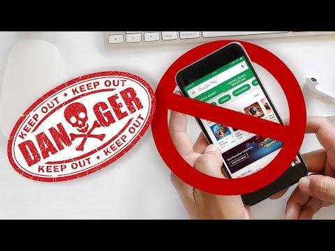 HARAM! Jangan Pasang 5 Jenis Aplikasi Ini di Smartphone Kamu Mp3