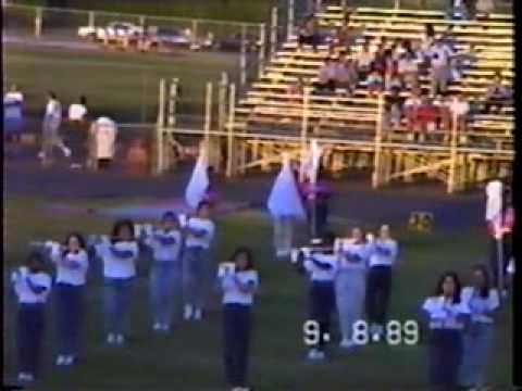 Eldorado High School Fight Song 1989-Style