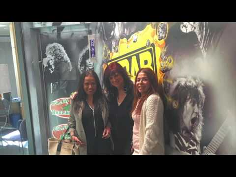 """WBAB's """"Plugged Into Long Island"""" with Donna Donna Interview"""