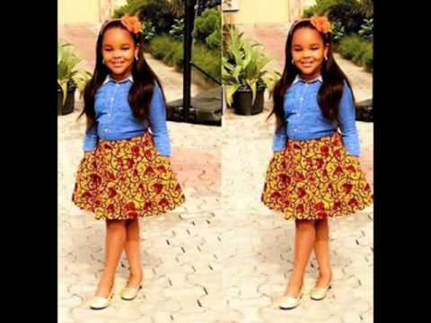 Ankara Styles For Children Top 30 Kids Styles Your Children Can Rock Now Youtube