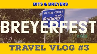 Unedited BreyerFest Travel Vlog |:| Part 3 |:| Bits and Breyers
