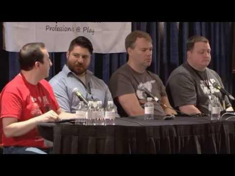 SIEGE 2015 - Backend Development for Online Games