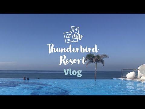 Thunderbird Resort La Union vlog + villa room tour