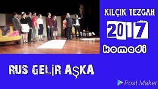 """""""RUS GELİR AŞKA"""" - 8  KILÇIK TEZGAH"""