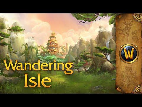 World of Warcraft - Music & Ambience - Wandering Isle