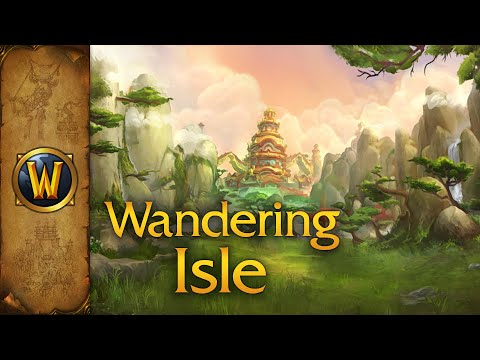 World of Warcraft - Music & Ambience - Wandering Isle