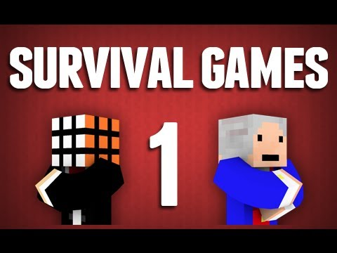 Minecraft Survival Games (Ep1)