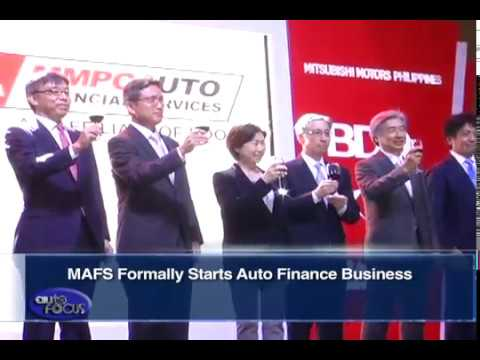 MAFS Formally Starts Auto Finance Business   Industry News