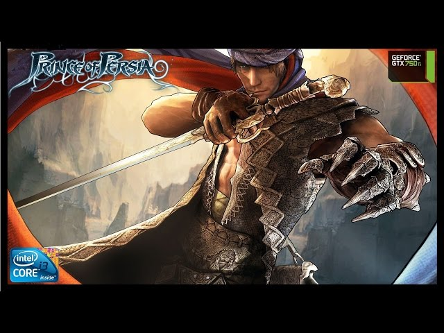 Prince Of Persia 2008 - I3 3250 + Gtx 750ti - Full Hd