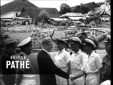 Eden In Malaya (1950-1959)