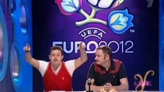 Yesterday Live - Польские комментаторы Euro 2012 (эфир от 27.11.2011).flv