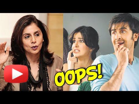 OMG! Ranbir Kapoor And Katrina Kaif's Relationship Rejected By Neetu Kapoor