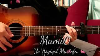 Ya Asyiqol Musthofa. (Cover Gitar)