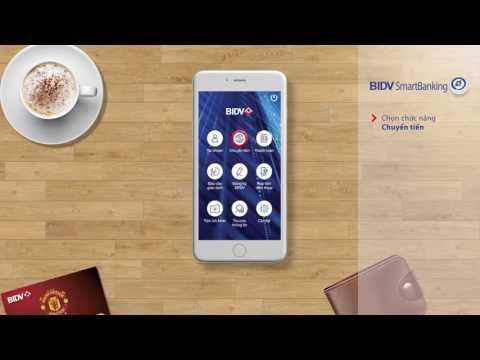 Hướng Dẫn Sử Dụng BIDV Smart Banking